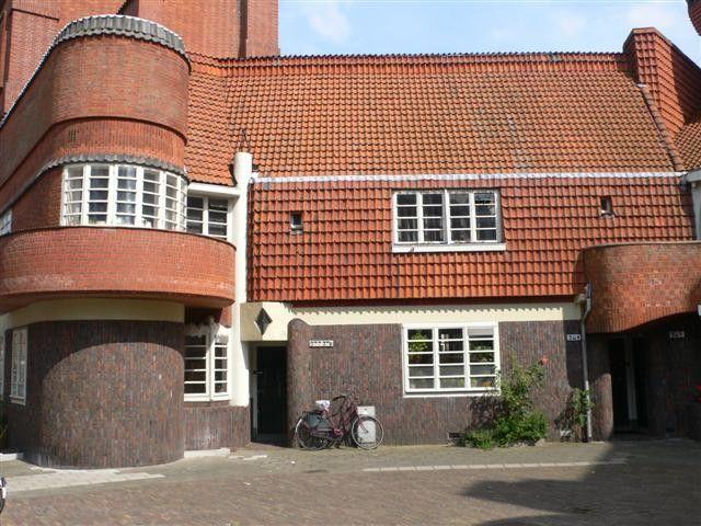 Honderd jaar Amsterdamse School