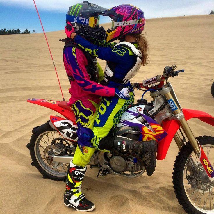 Ms de 25 ideas increbles sobre Parejas motocross en Pinterest