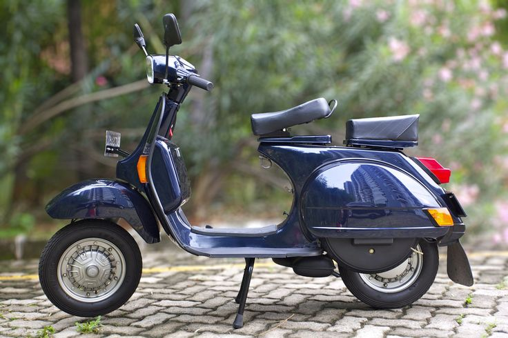 Vespa PX Exclusive 2 1996 - Indonesia