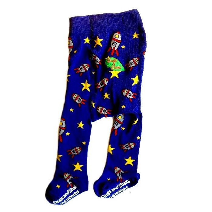 Slugs & Snails Out of This World Tights   www.littlesahou.com