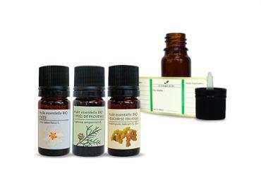 Couperose | Pack d'huiles essentielles