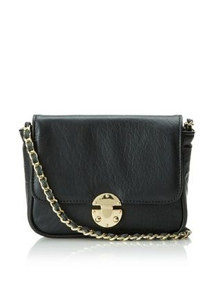 Heather Hawkins Women's Adorn Small Cross-Body, Black