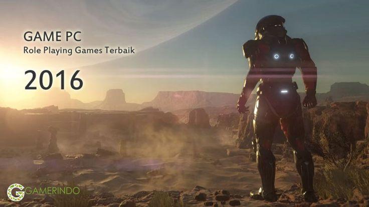 Game Komputer Genre RPG Terbaik 2016