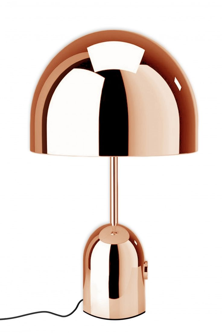 Replica Tom Dixon Bell Table Lamp Large - Table Lamps | Interiors Online - Furniture Online & Decorating Accessories