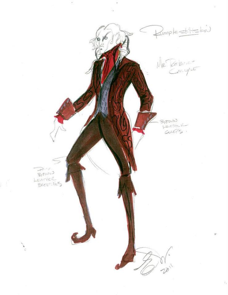 "Original design from ""Once Upon a Time"" seaoson1 episode 4 for Rumple signing Cinderella's contract"