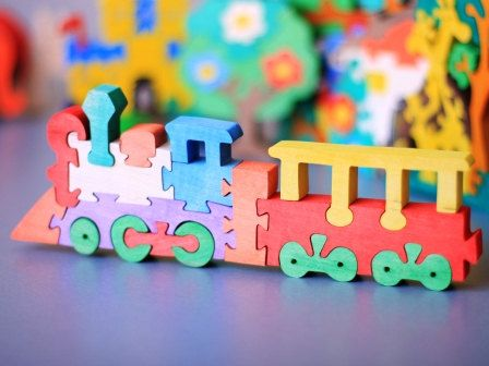 Hey, I found this really awesome Etsy listing at https://www.etsy.com/listing/94619319/puzzle-train-wooden-toys-wooden-puzzle