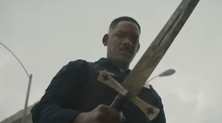 Here's the trailer for the new Will Smith movie Netflix paid a reported $90 million for