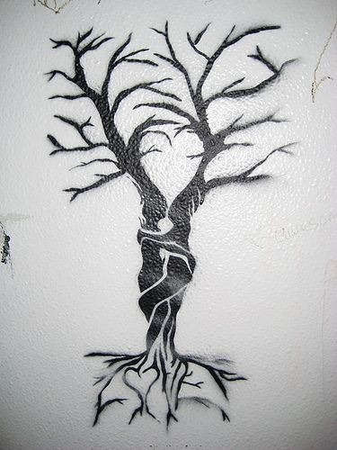 Or this stencil. I think I may like this one better for a wedding?