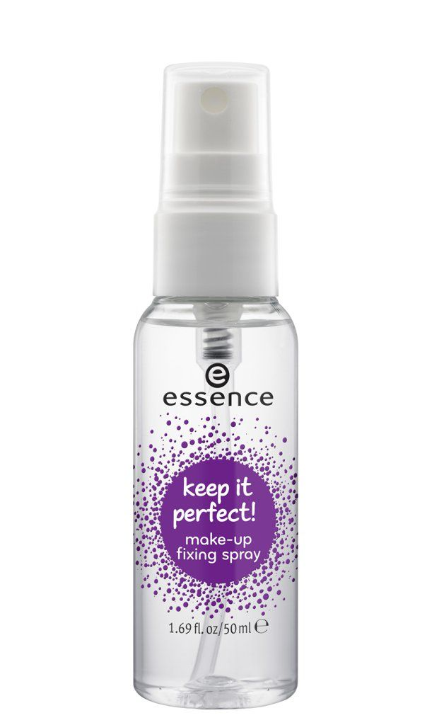 The product: Essence Keep it Perfect! Makeup Fixing Spray ($5) Why we want it: There are a few products we ...