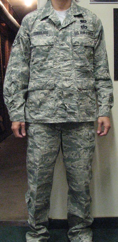 Us air force uniforms