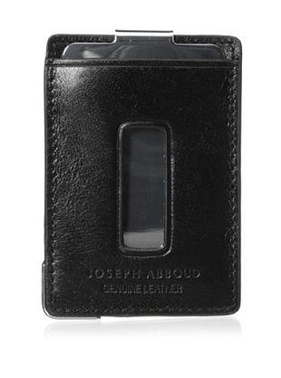 Joseph Abboud Men's Vachetta Pull Out Clip