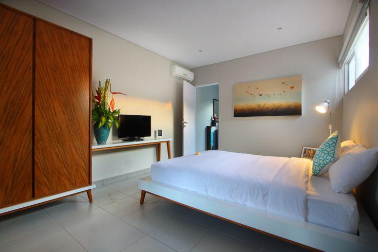 Unik Villa in Brawa Bali, regular bedroom