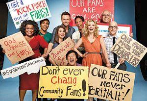 My favorite tv show cancelled. #thisisdefinitelythedarkesttimeline