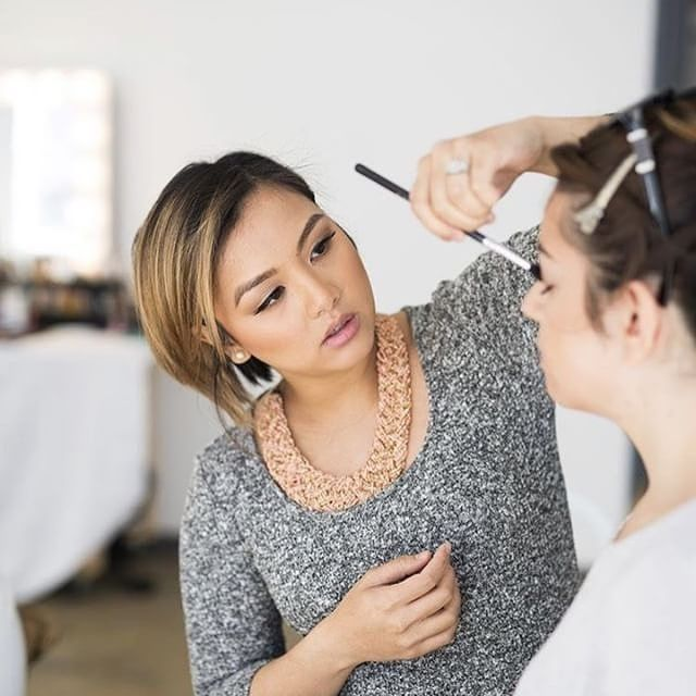 Meet our super-skilled artist Margarita, here's her profile on ListedBeauty: https://www.listedbeauty.com/profile/view/243 check out link in bio 👆🏻 ❤️️ Her story: My makeup journey started in 2012, when my cousin asked me to do her makeup for her wedding. At first, it was just a hobby that I would do on my spare time for friends and family. Fast forward to 2017, I've decided to take the leap into the mobile makeup industry. I am now a Certified Freelance Makeup Artist☺️️ @beyondthebrush…