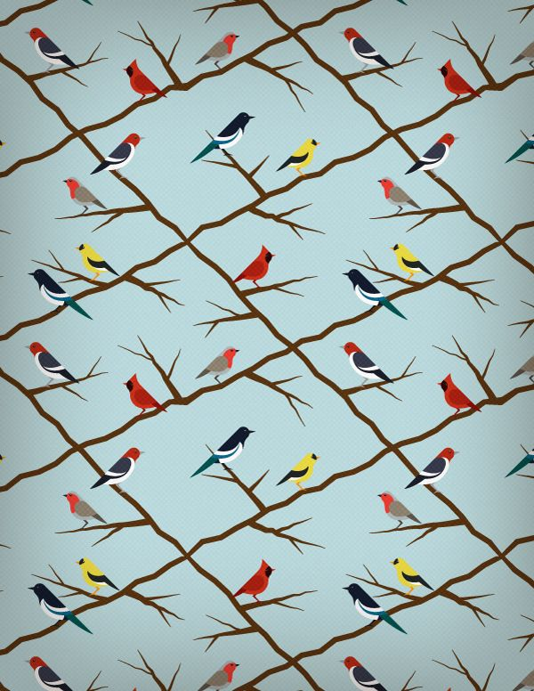 How to Create a Seamless Bird Pattern with Retro Touch in Illustrator - Tuts+ Design & Illustration Tutorial