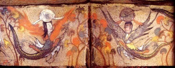 goguryeo tomb mural | Goguryeo Tomb Murals
