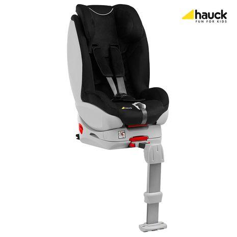 Accesorii bebelusi :: Scaune auto copii :: Scaune auto rear facing :: Scaun Auto Varioguard 0/1 Black/Black Hauck