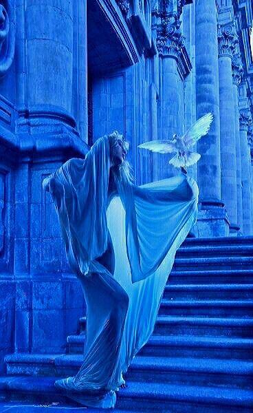 Shocking Blue Lady