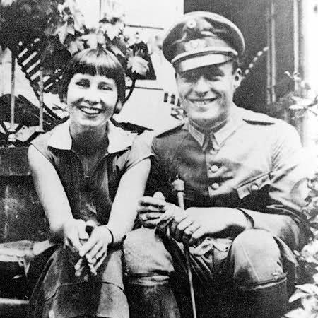 Nina and Claus von Stauffenberg