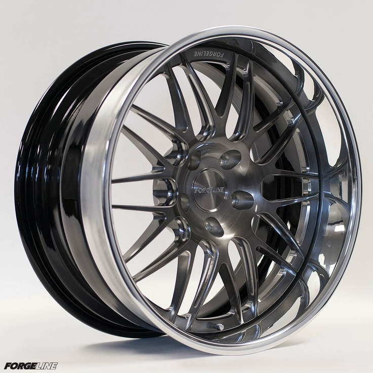 Bmw Z4 Custom Wheels: The Forgeline GX3 Is Normally A Stepped Lip Performance