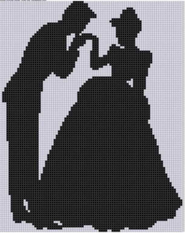 Looking for your next project? You're going to love Cinderella Cross Stitch Pattern by designer bracefacepatterns. - via @Craftsy
