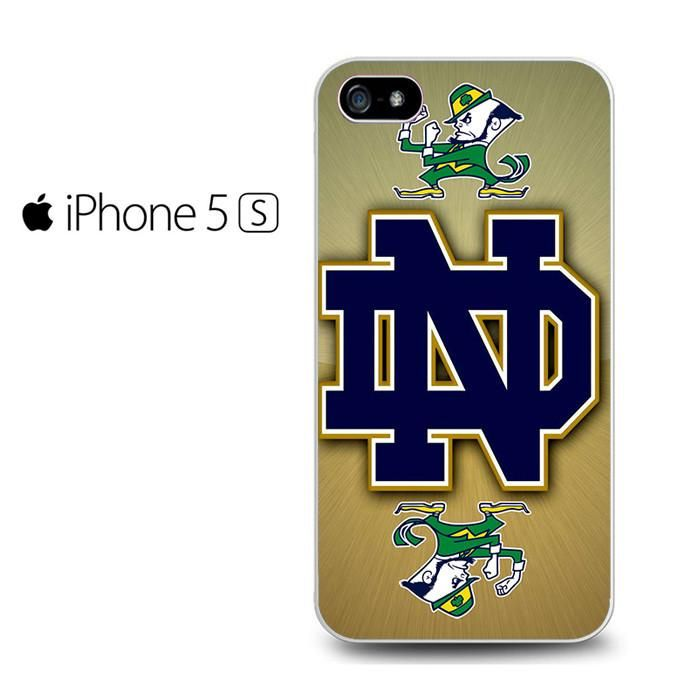 University Of Notre Dame Iphone 5 Iphone 5S Iphone SE Case