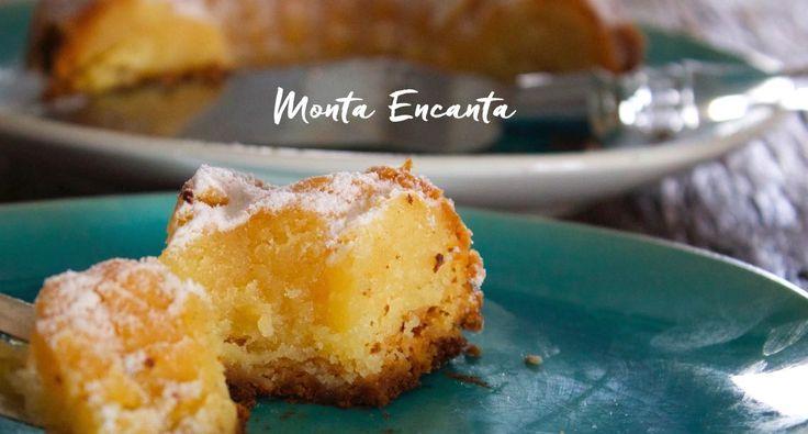 Bolo de iogurte com limão, O mais tradicional bolo italiano, La Ciambella, bolo em forma de anel, carinhosamente chamado de La Ciambella della Nonna