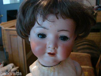 Antique Heubach Kopplesdorf Doll 320.7