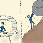 6 Reasons you should choose a Startup over Corporate  #startupsfm http://jobsiit.com/blog/2015/01/6-reasons-you-should-choose-a-startup-over-corporate/