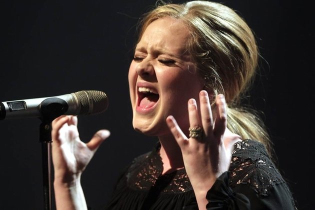 Go to an Adele concert.