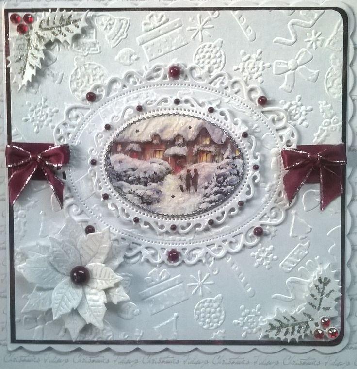 7 x 7 Christmas Card