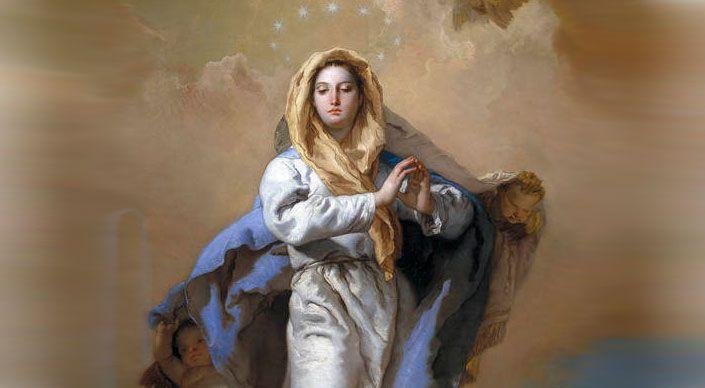 Gioisci Maria, piena di grazia!