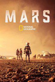 Novo Mundo Poster - Mars - National Geographic