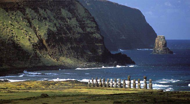 Hotel Taha Tai en la Isla de Pascua