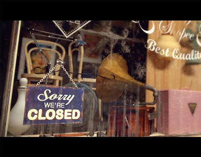 "Check out new work on my @Behance portfolio: ""Closed Shop Window"" http://on.be.net/1LlVHal"