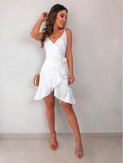 b10e02c76 Vestidos para Nochevieja Blancos - 20 Looks para Inspirarse ...