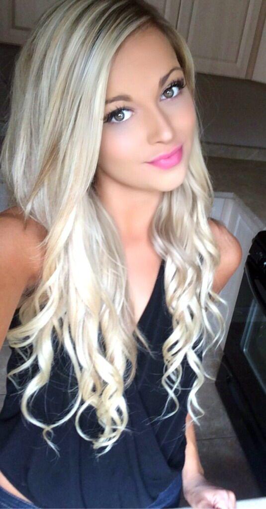 Gorgeous Blond Teen Beauty Porn 93