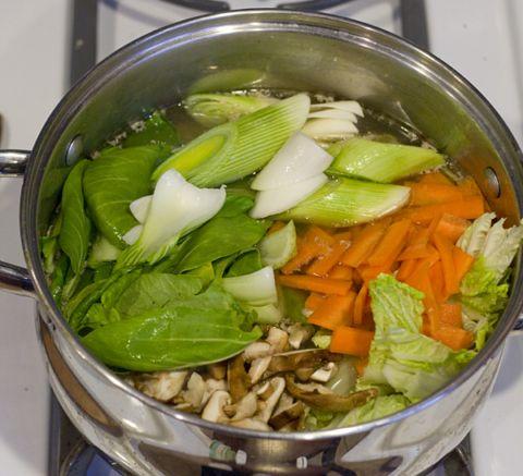 Cooking Tori no Mizutaki