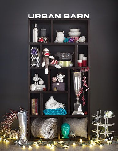Urban Barn Winter 2013 catalogue, technically a catalogue but I want to read it!