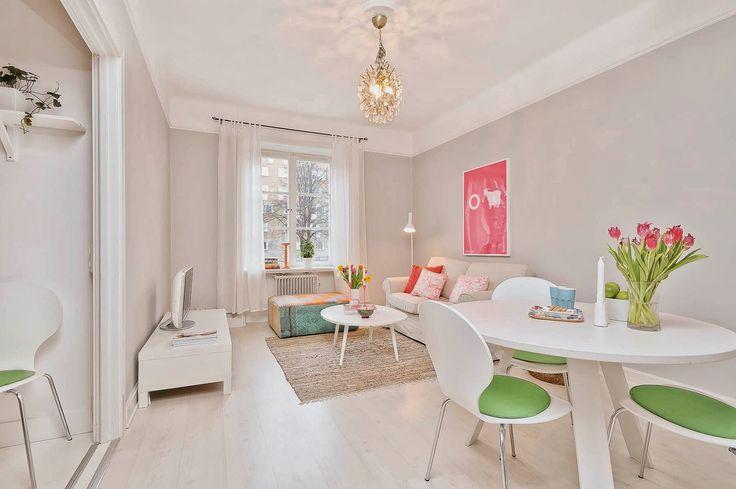 Pequeno Apartamento Mobiliado Para Alugar: Que Ver Como é?