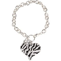 zebra link bracelet... Love this