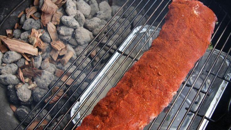 Cottura indiretta alla griglia, tecniche di cottura per il barbecue a carbone