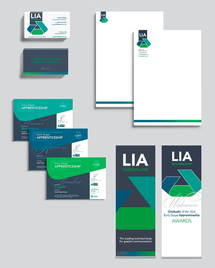 Salt Design recently updated the branding for LIA Queensland. LIA (the Lithographic Institute of Australia) was originally formed over 50 years ago. #saltdesign #branding #logo #corporateidentity