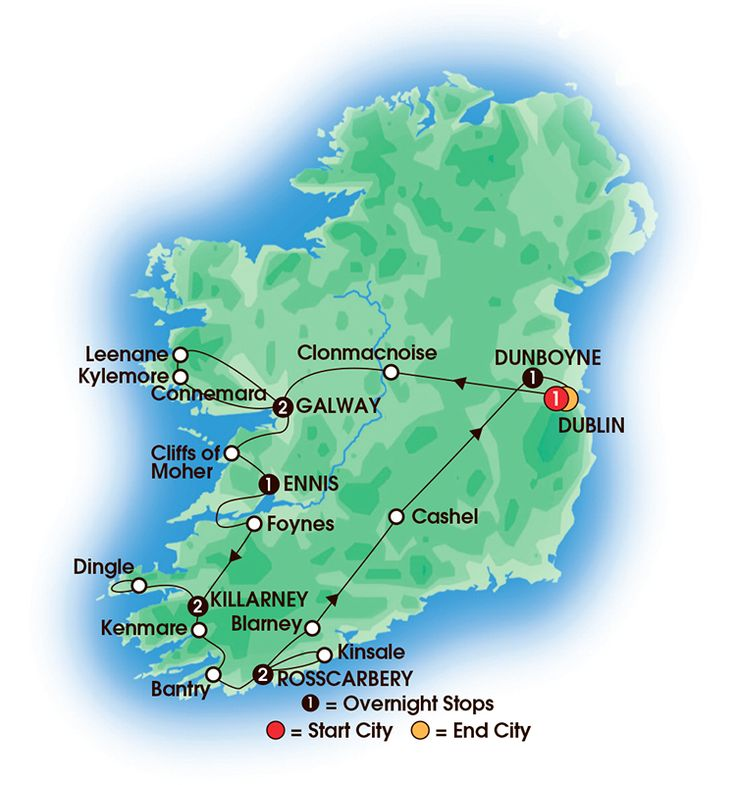 Chauffeur Leisurely Ireland 10 Day Tour. Overnights: 2 Dublin, 2 Galway, 1 Ennis, 2 Killarney, 2 Cork, 1 Dublin - See more at: http://www.cietours.com. #Chauffeur #privatedriver #chauffeurdrive #personaldriver #Ireland #Irish #independenttravel #prebooked #hotels #luxuryhotels #luxurytravel #travel #vacation #holiday #quality #castles