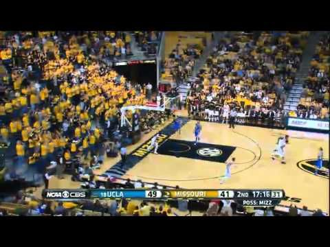 ▶ 12/07/2013 UCLA vs Missouri Men's Basketball Highlights - YouTube Mizzou could be a force in the SEC, but hmmm, how about Levine though from UCLA...