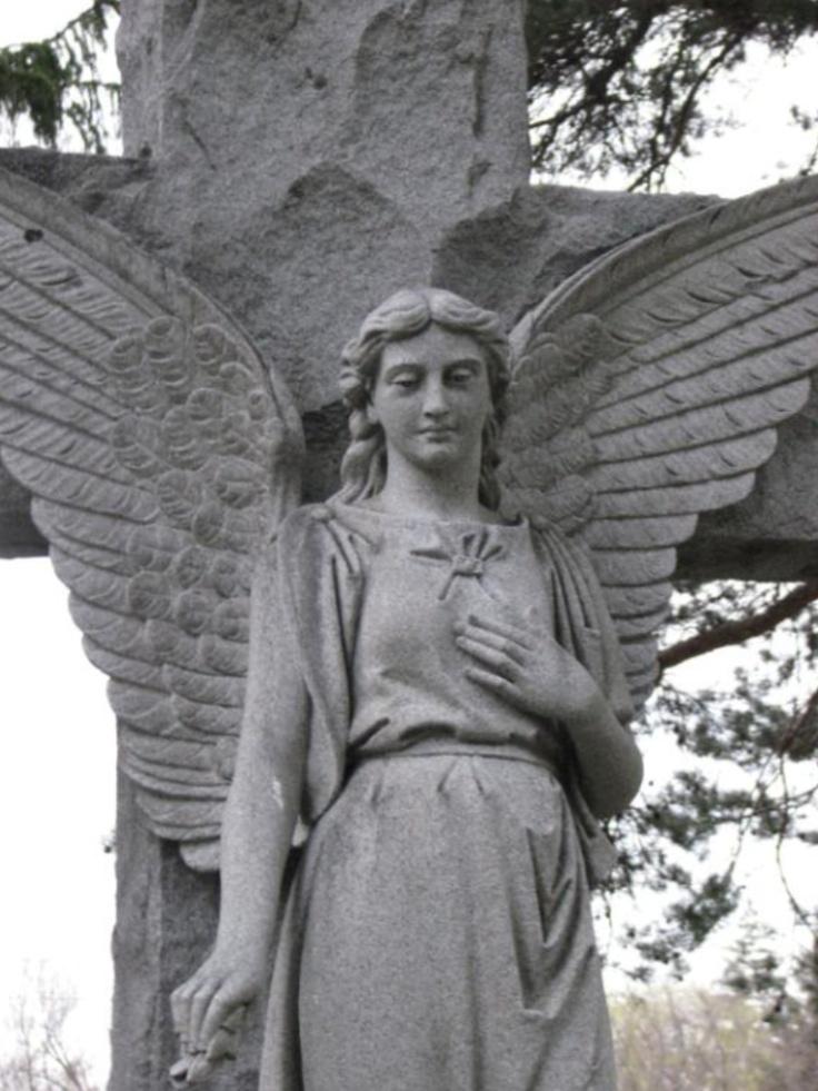 Stratford Graveyard Ontario photo by Georgie