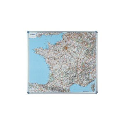 Nobo carte routière france, magnétique (1900495)