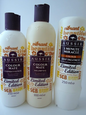 Aussie Colour Mate limited edition !!!