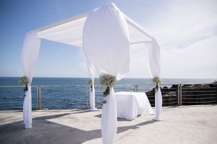 Daniela Ruah Wedding @ Coconuts, Cascais #coconutswedding #cascais #casadomarques #wedding #danielaruah #seaview