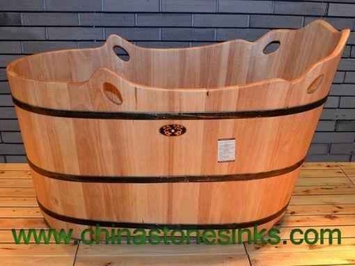 Lovely Oak Wood Wood Bathtub ,buy Oak Wood Bathtub From China Wood Bathtub  Supplier.